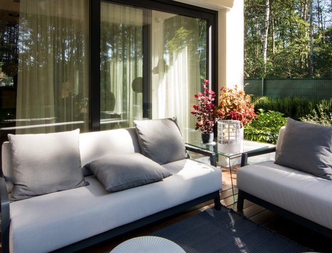 outdoor tabletop fireplace