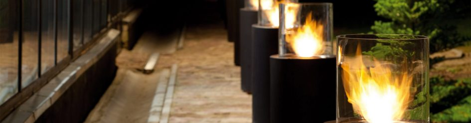 The Fireplaces Are Made Of Weather Resistant Materials And Are Easily  Portable Without Any Risk Of Spilling The Liquid Fuel. Now, You Can  Rearrange Your ...